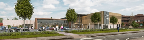 Chiltern Lifestyle Centre planning application recommended for approval