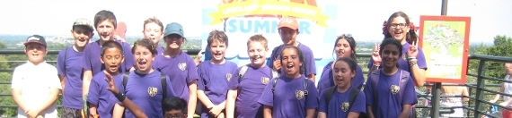 Community Cards winners enjoy a day at LEGOLAND